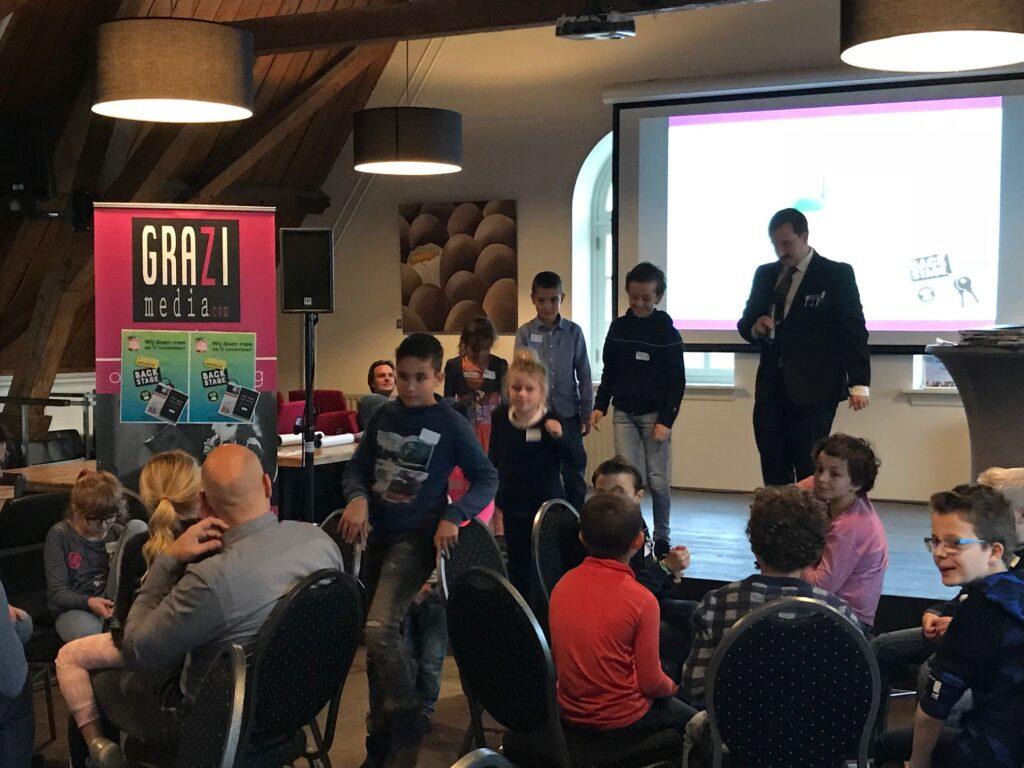GRAZImedia.com Klokhuis bijeenkomst